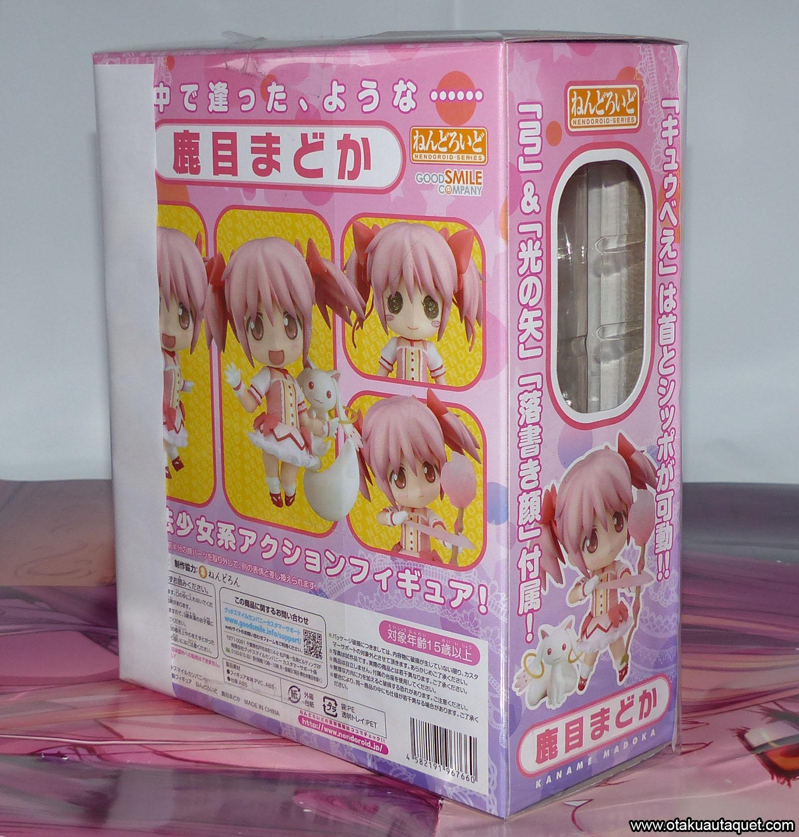 Tokyo Otaku Mode - nendoroid de Madoka-Kaname par Good Smile Company