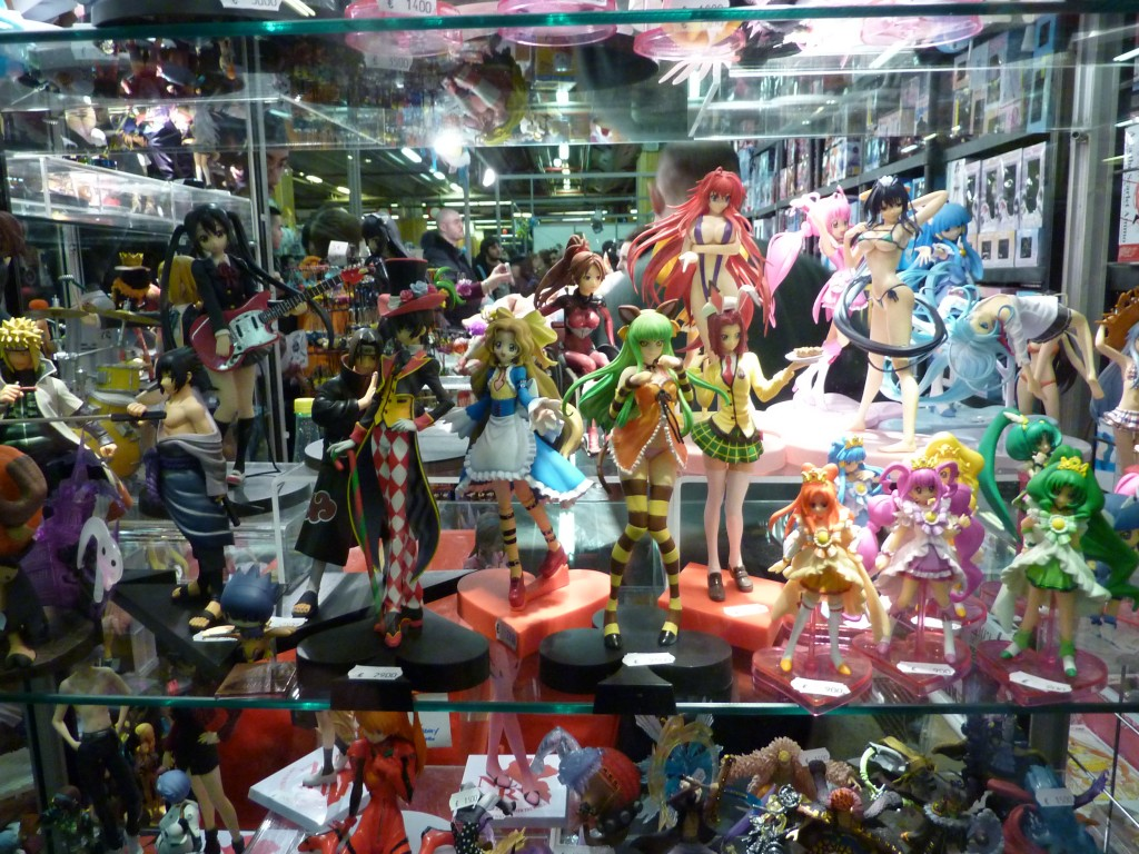 Figurines Code Geass - Alice in Wonderland