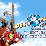 Paris Manga 15e édition (9 et 10 février 2013)