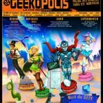 Geekopolis – Le salon des geeks ? Gné ?
