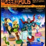 Geekopolis : aidez-les !